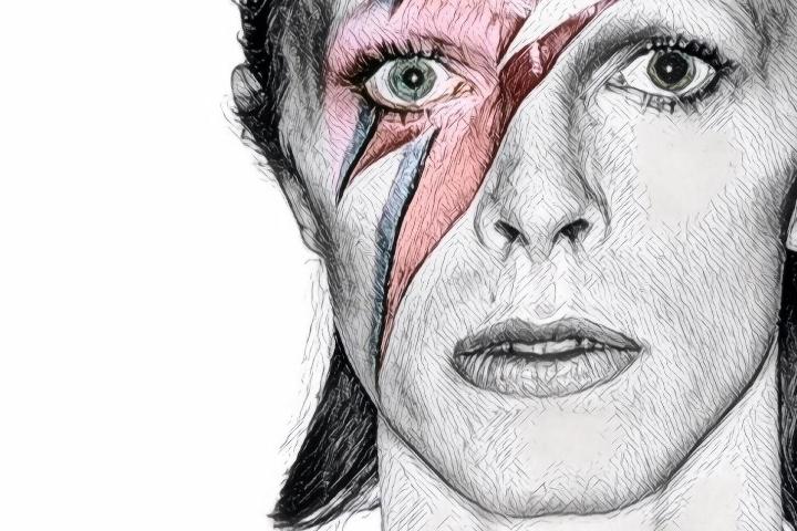 David Bowie Live on Mars