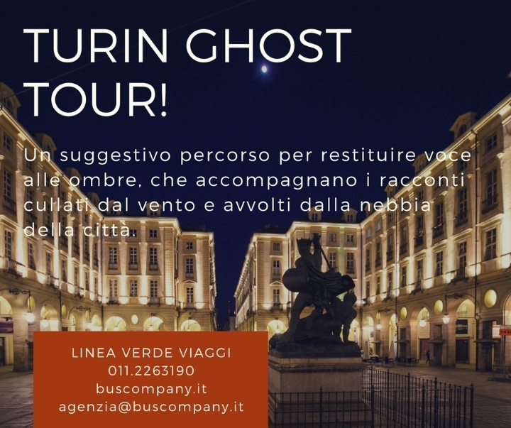 TURIN GHOST TOUR®