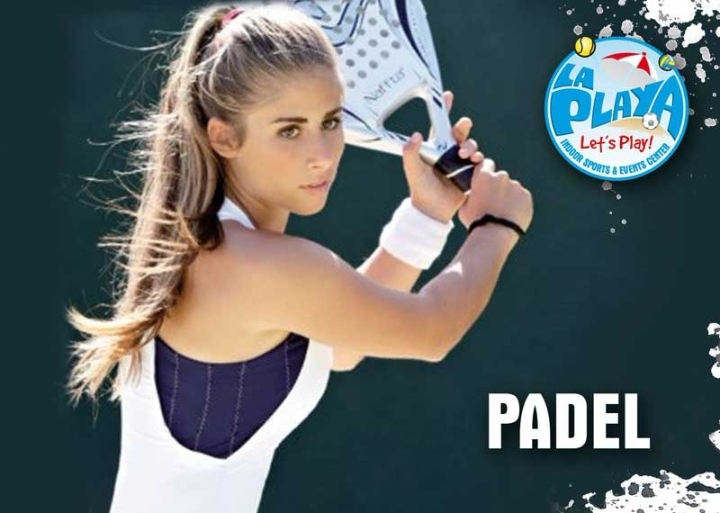Padel (new fast-paced racketsport)