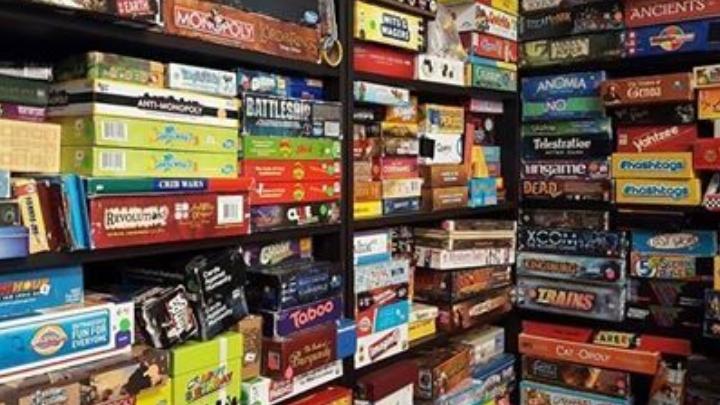 Board Game Sundays