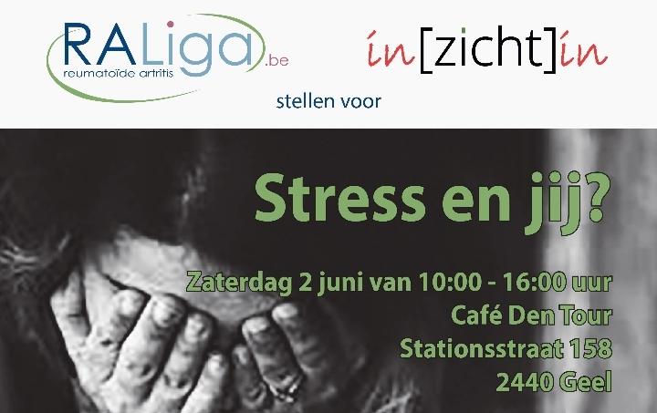 RA Liga en inzichtin: Stress en jij?