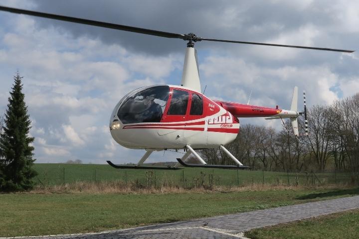Hubschrauber Rundflüge