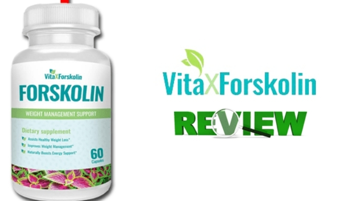 VITAX FORSKOLIN - HOW DOES IT WORK FOR WEIGHT LOSS