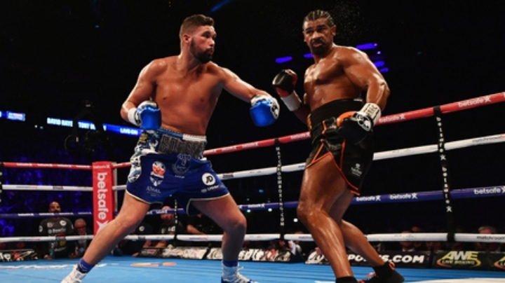Tony Bellew vs David Haye II Boxing