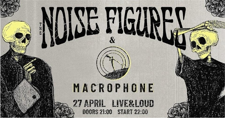 The Noise Figures (GR) and Macrophone