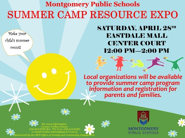 MPS Summer Camp Resource Expo