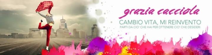 CAMBIO VITA, MI REINVENTO Corso con Grazia Cacciola - erbaviola.com