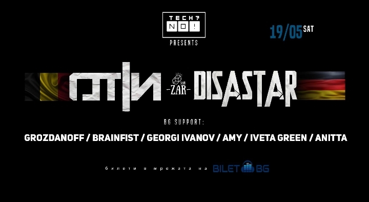 Disastar (Germany) & OTIN (Belgium)