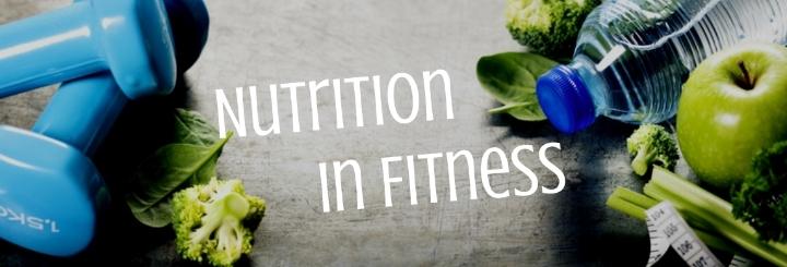 Nutrition in Fitness: 2-week Workshop-Style Series!