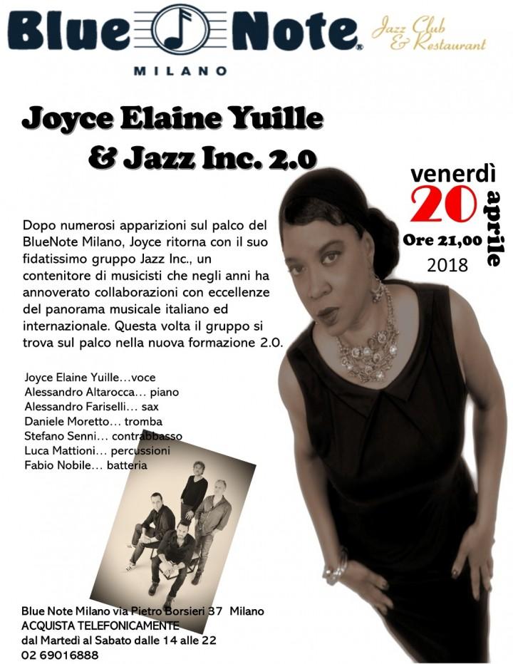 Joyce Elaine Yuille & Jazz Inc.