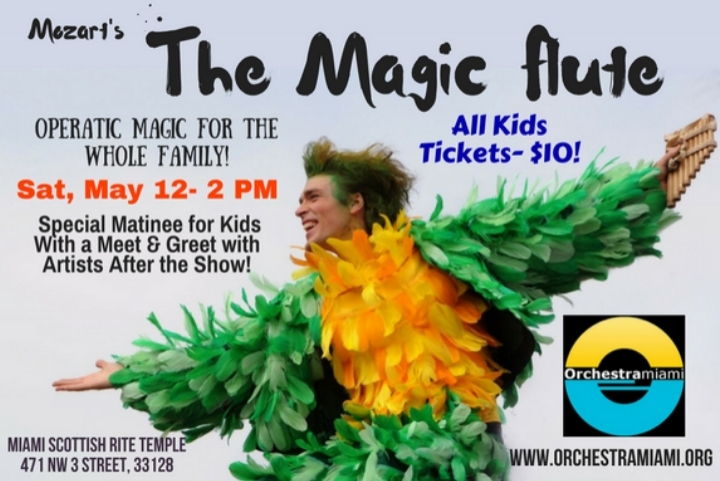 The Magic Flute for Kids
