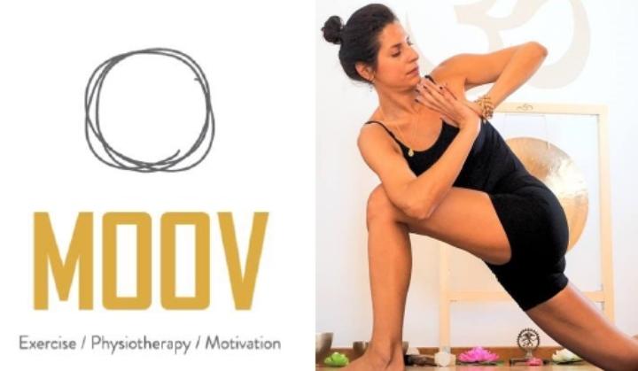 Open Class Hatha Yoga Free, MOOV Fit & Physio