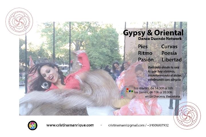 GYPSY & ORIENTAL