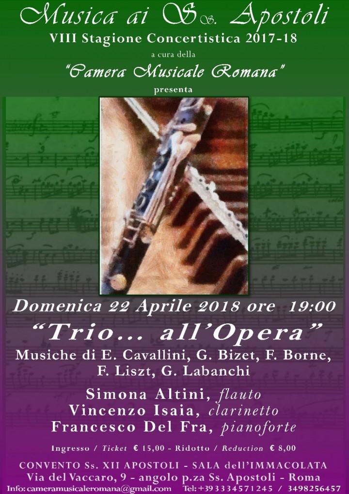 Trio... all'Opera