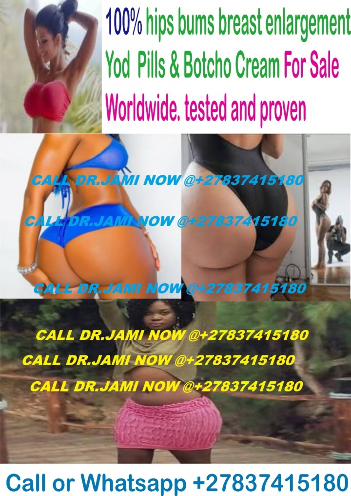 no'1 Hips and bums enlargement cream @+278374