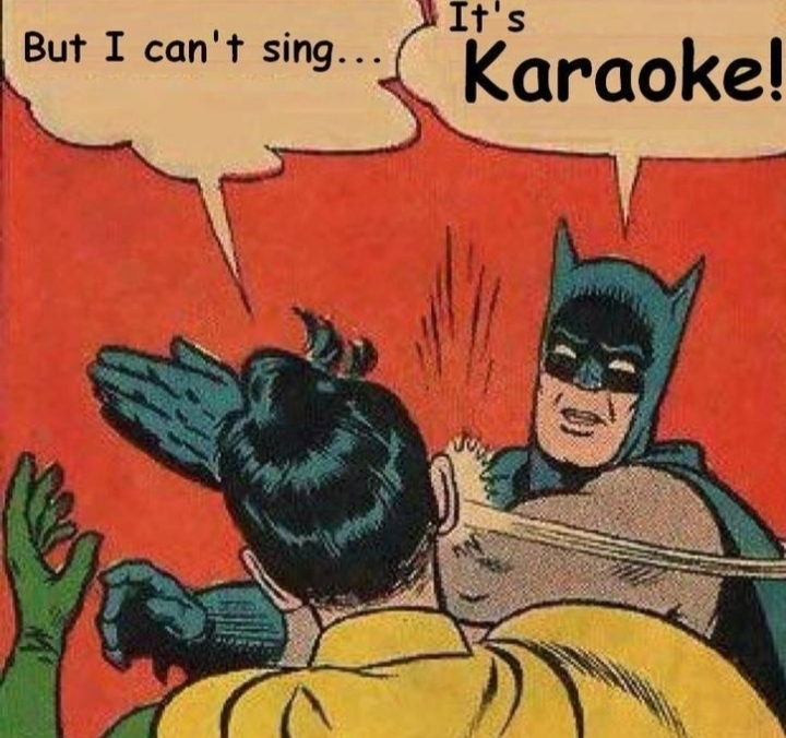 Friday Night Karaoke!