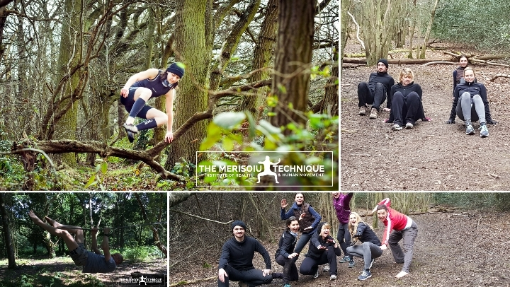 Move Wild Taster Session