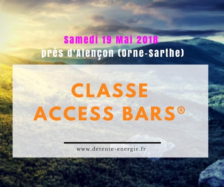 Formation Praticien Access Bars® Orne Sarthe