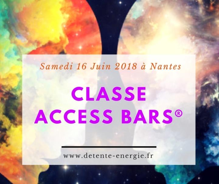Classe Access Bars® à Nantes