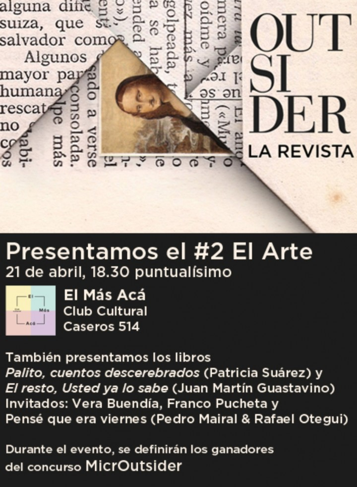OutsiderLaRevista Presentación