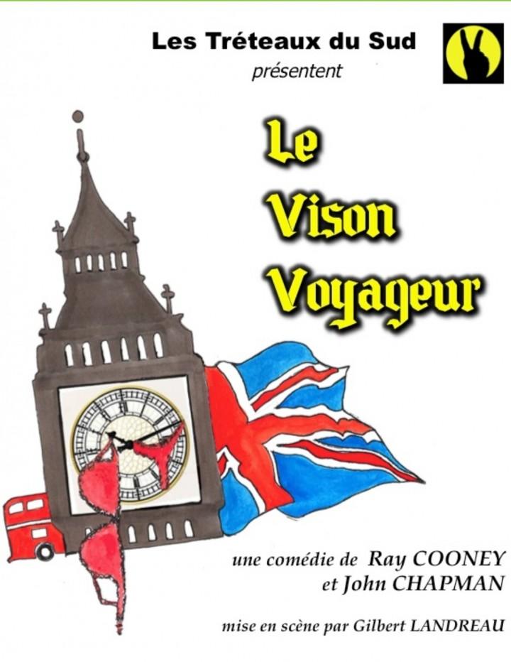 Le Vison Voyageur (est) sur le pont !