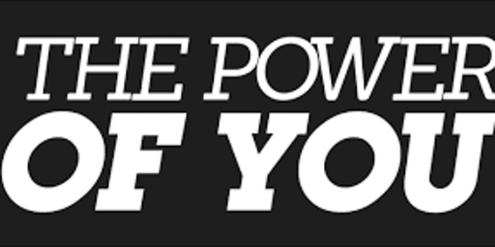 The Power of you-and how to become the best v