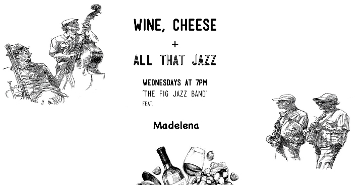Wine Cheese and All That Jazz feat. Madelena