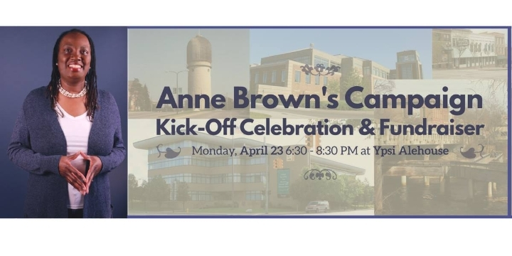 Anne Brown for Mayor - Campaign Kickoff Celeb