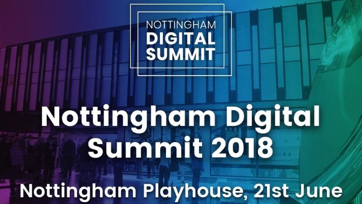 Nottingham Digital Summit