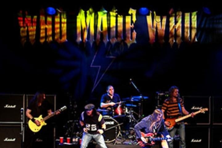 Who Made Who - AC/DC Triburte