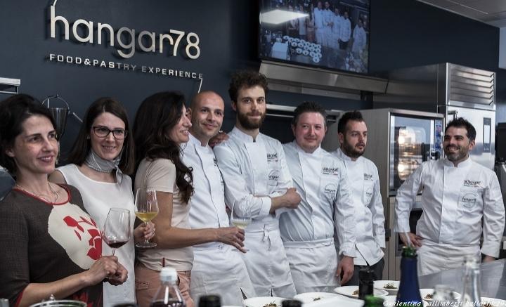 """Chef in Tavola con """"un tocco la vino"""""""