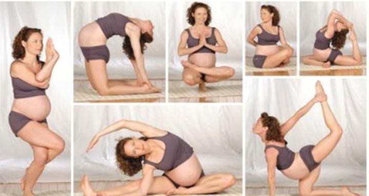 Curso livre de Yoga para um parto suave e pleno