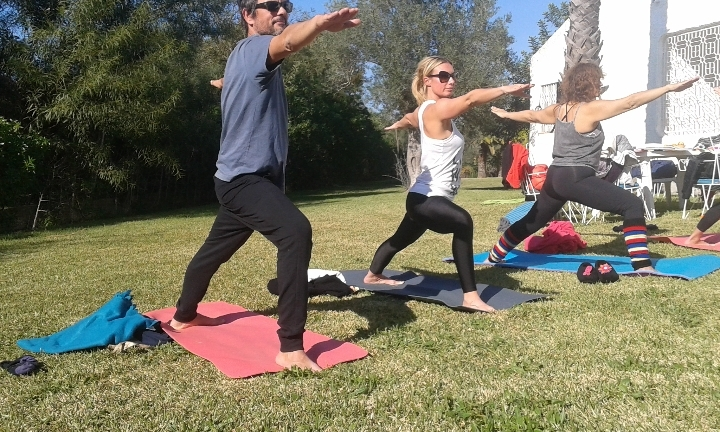 Curso intensivo de Professor de Yoga Alliance