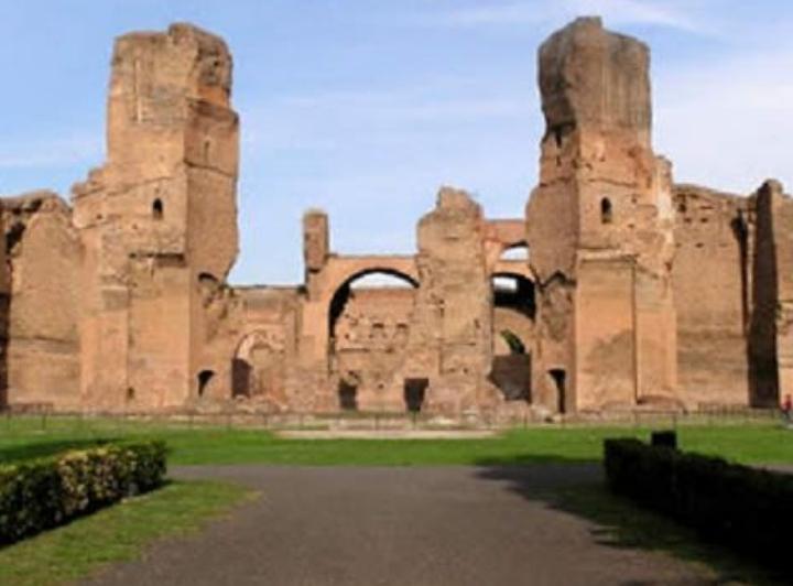 Le Terme di Caracalla: mens sana in corpore s