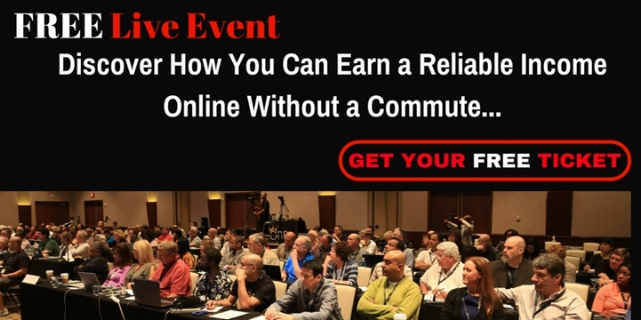 Raleigh- How To Create A Full-Time Income - L