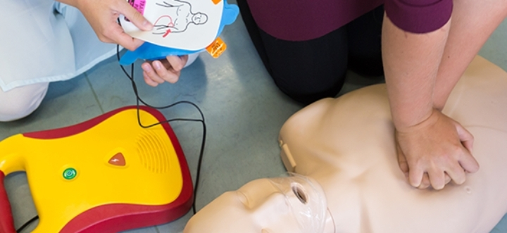 H2SAL Level 3 Award In Emergency First Aid At