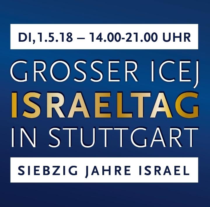 Großer ICEJ-ISRAELTAG