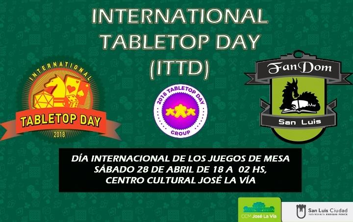 International Tabletop Day, San Luis