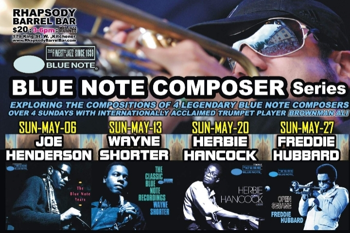 BLUE NOTE COMPOSER SERIES - Week 1 feat. The