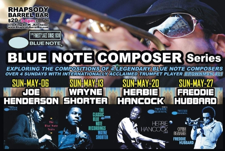 BLUE NOTE COMPOSER SERIES - Week 4 feat. The