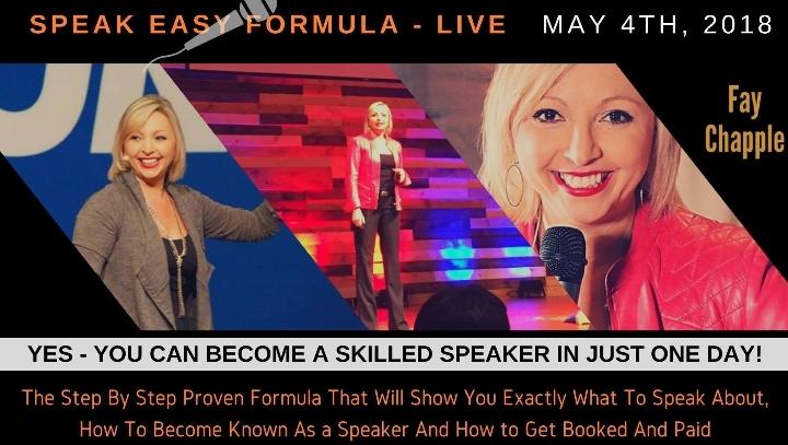 Speak Easy Formula