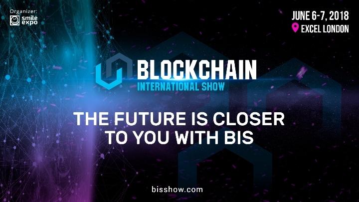 Blockchain International Show London (BIS)
