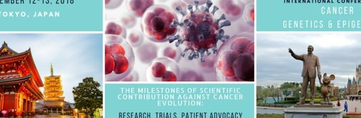 2nd International Conference on Cancer Genetics & Epigenetics