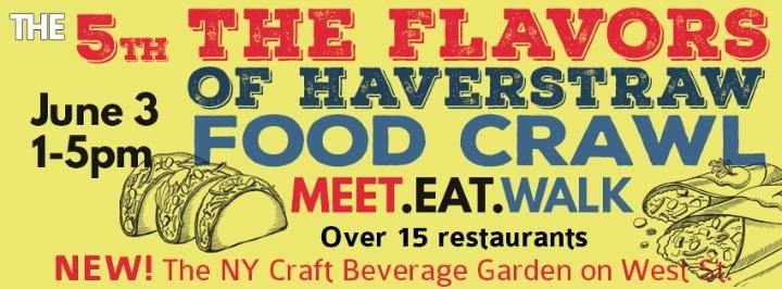 Flavors of Haverstraw Food Crawl & Craft Beve