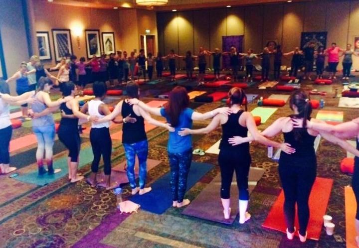 InBliss YogaCon 2018