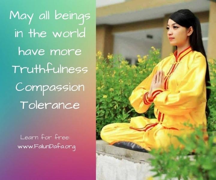 Falun Gong - Gratis Workshops - Park Oosterho