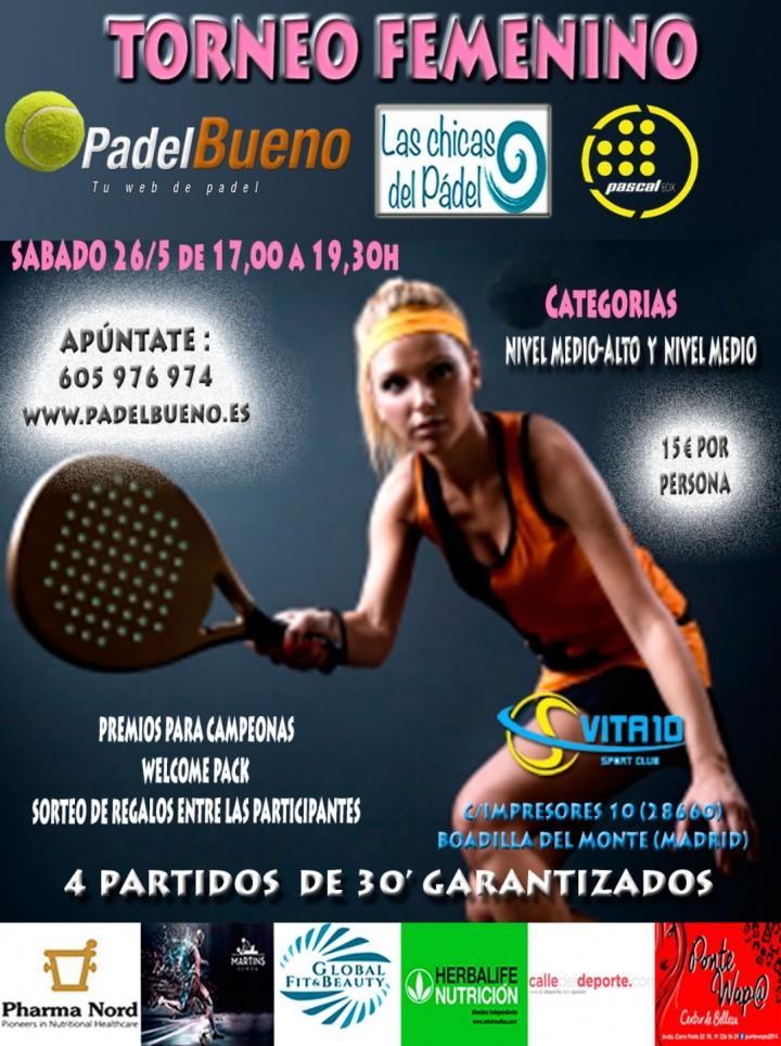 Torneo Femenino PadelBueno