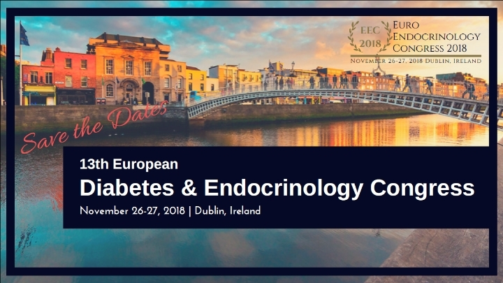 3th European Diabetes and Endocrinology Congress