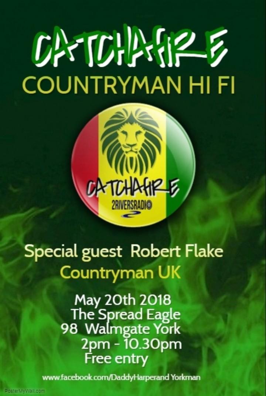 CatchAFire Reggae Sunday Reggae Sunday Free E