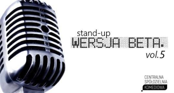 Stand-up w Spółdzielni: wersja Beta. vol. 5
